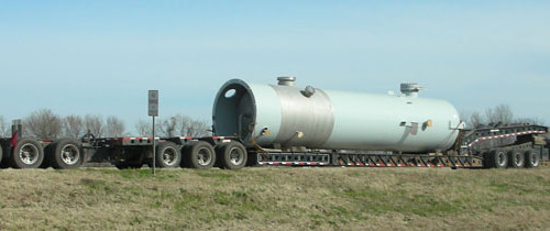 300 MMSCFD CO2 Contactor 160,000 lbs.